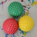 Spikey Massage Balls