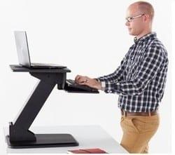 QuickShift mini desk